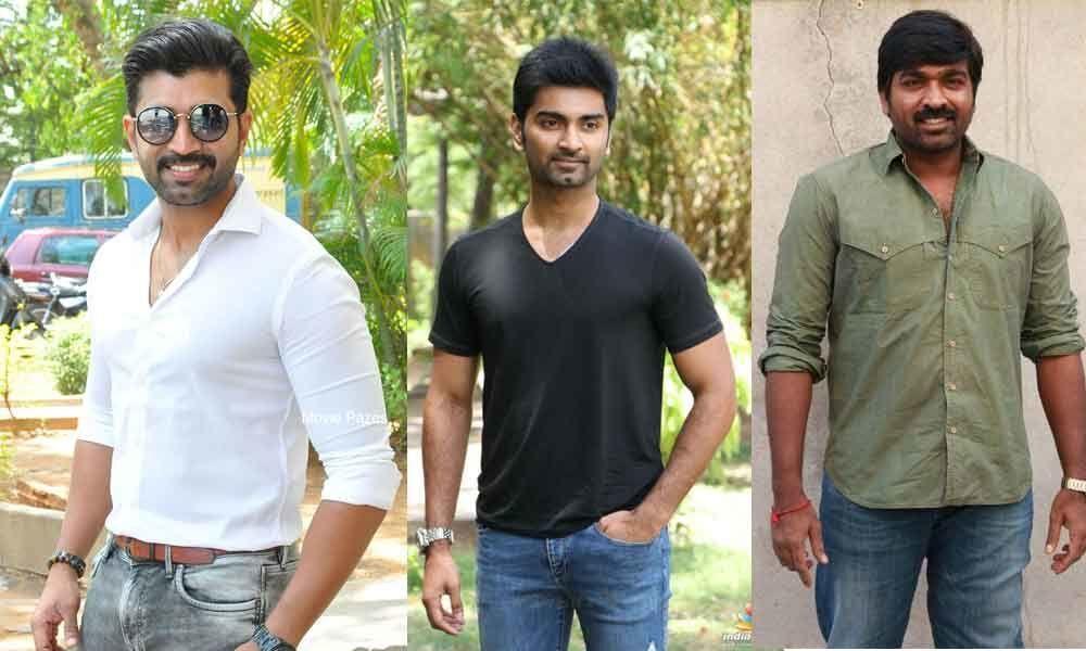 Tamil stars testing T-town waters