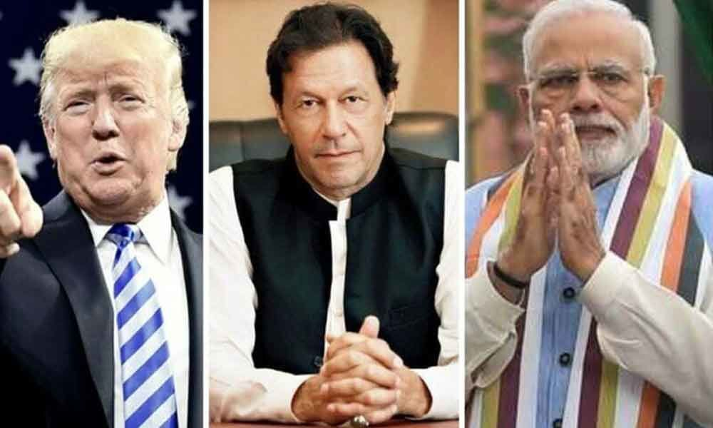 US working on two-pronged strategy to ease Indo-Pak tensions over Kashmir