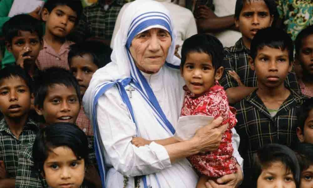 Paragon of compassion!