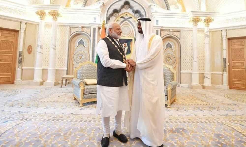 PM conferred top UAE honour