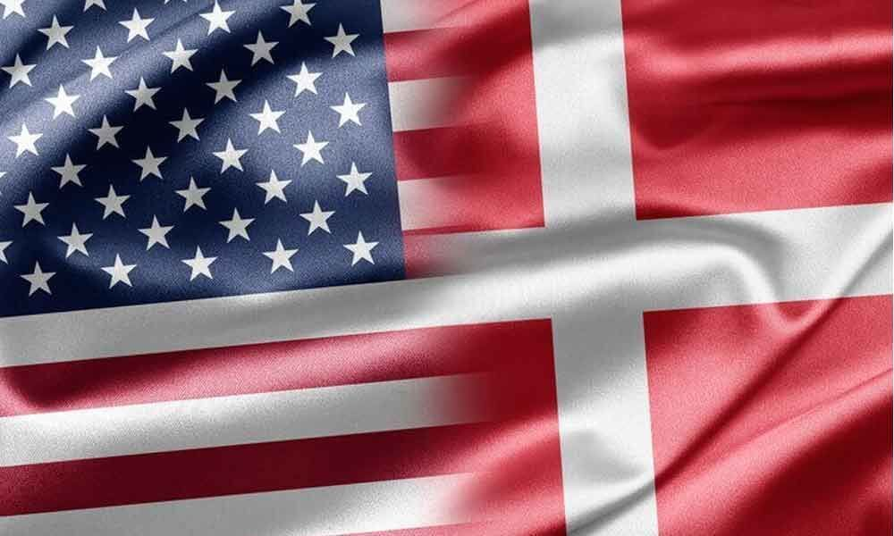 Why is US interested in Denmark?