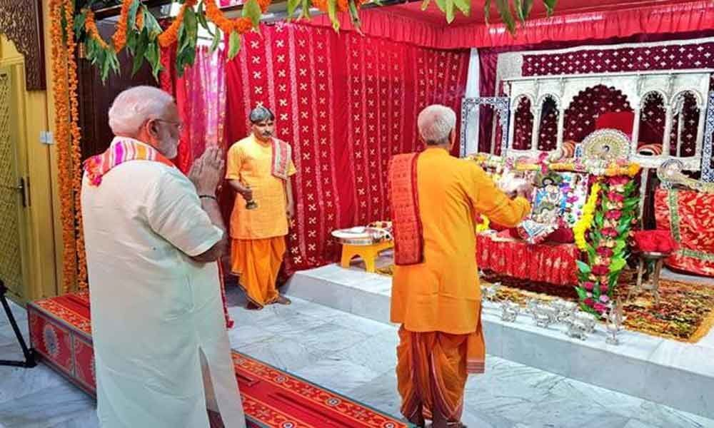 PM Modi launches USD 4.2 million redevelopment project of Hindu temple in Bahrain