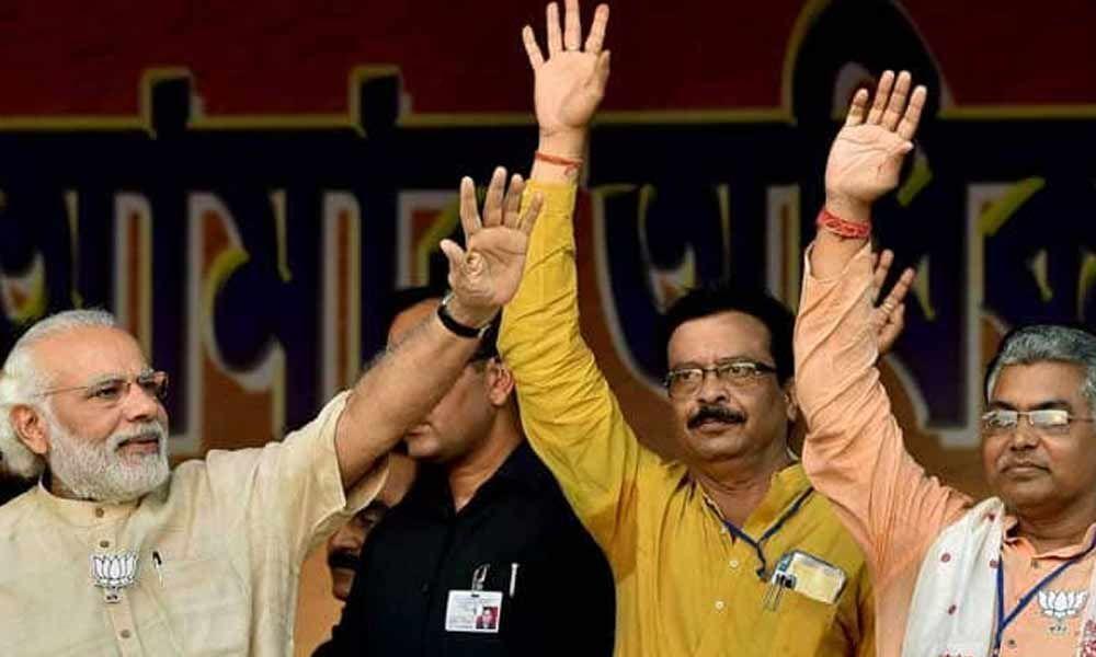 Campaign Against Trinamool, NRC Paid Off: Bengal BJP On Membership Drive