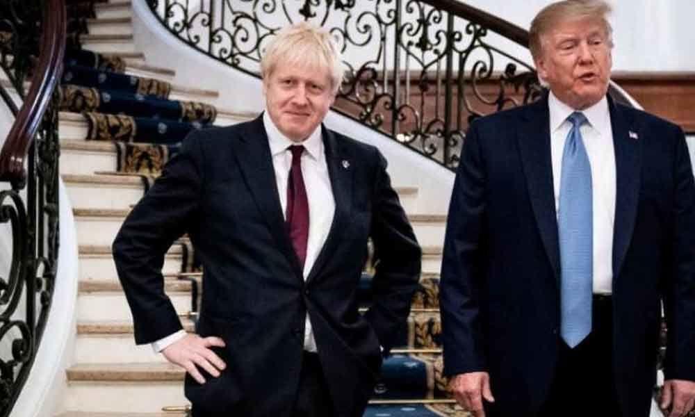 Boris Johnson right man for Brexit, needs no advice: Donald Trump
