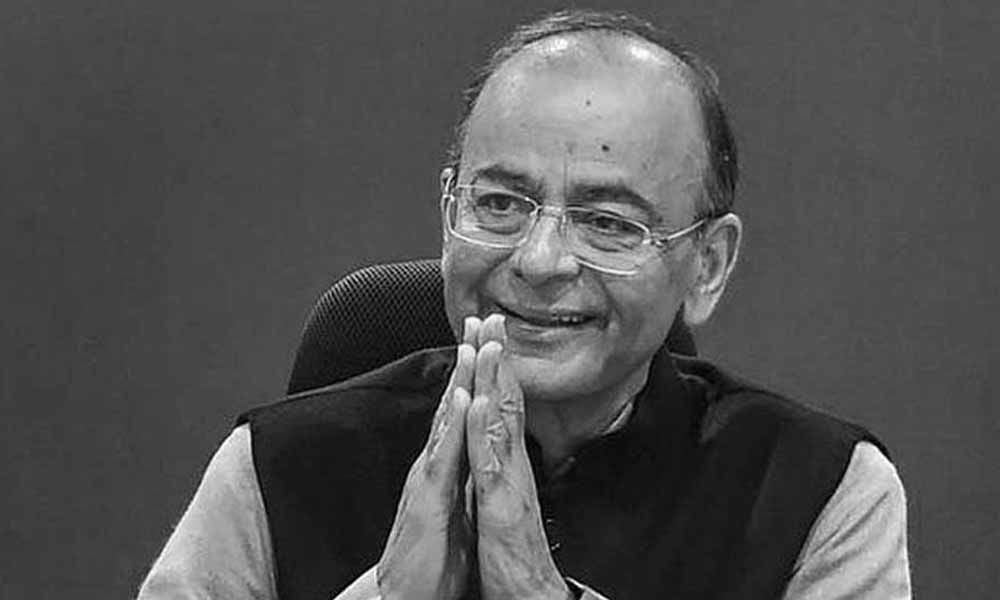 Arun Jaitley cremated with full state honours