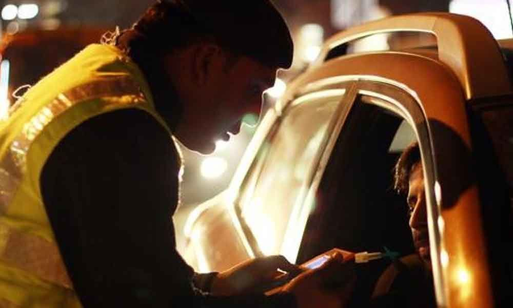 Now, drunk drivers to shell out Rs 10,000 penalty in Telangana