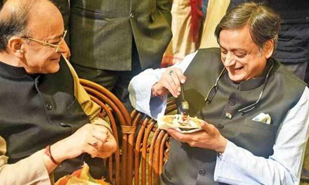 India has same place in ICC as US has in UNSC: Tharoor recalls Jaitley