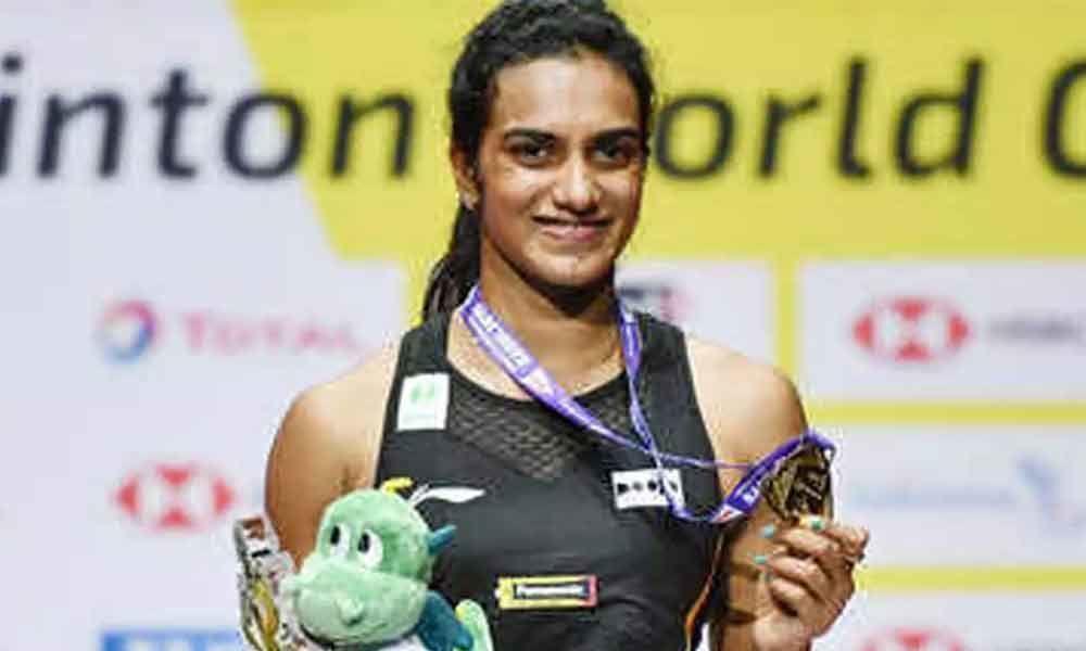 PV Sindhu wins World Championship