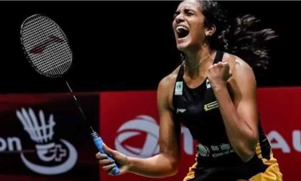 Governor, CM KCR congratulate Sindhu on her big win