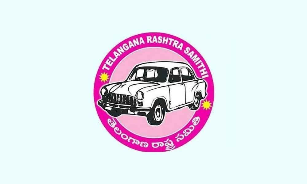 TRS Musheerabad unit leaders supporters exchange blows
