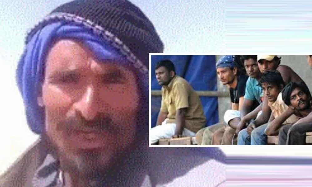 9 Telangana men stranded in Saudi return
