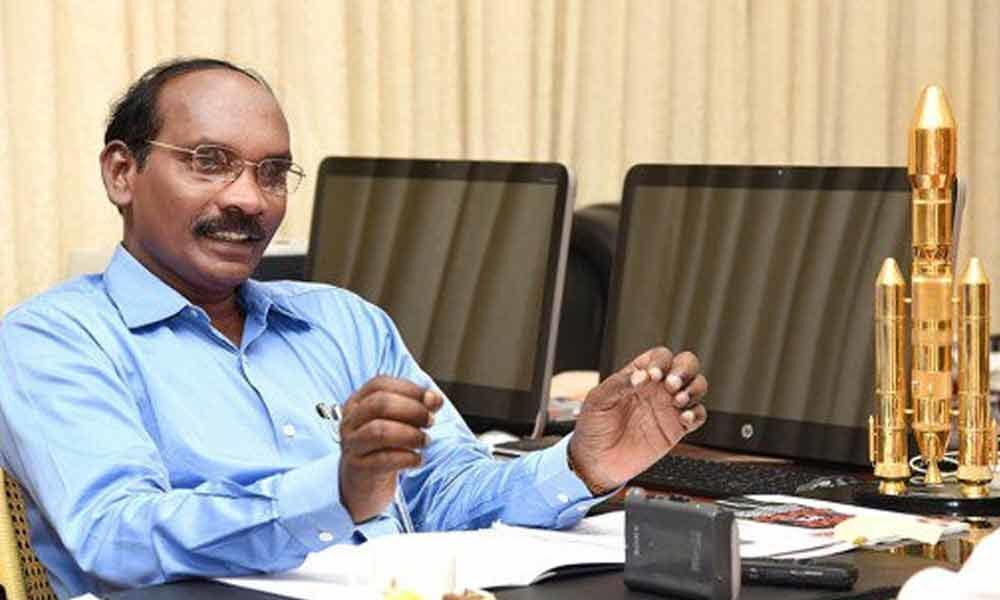 ISRO chief says Chandrayaan-2 achieved a success of 98 percent
