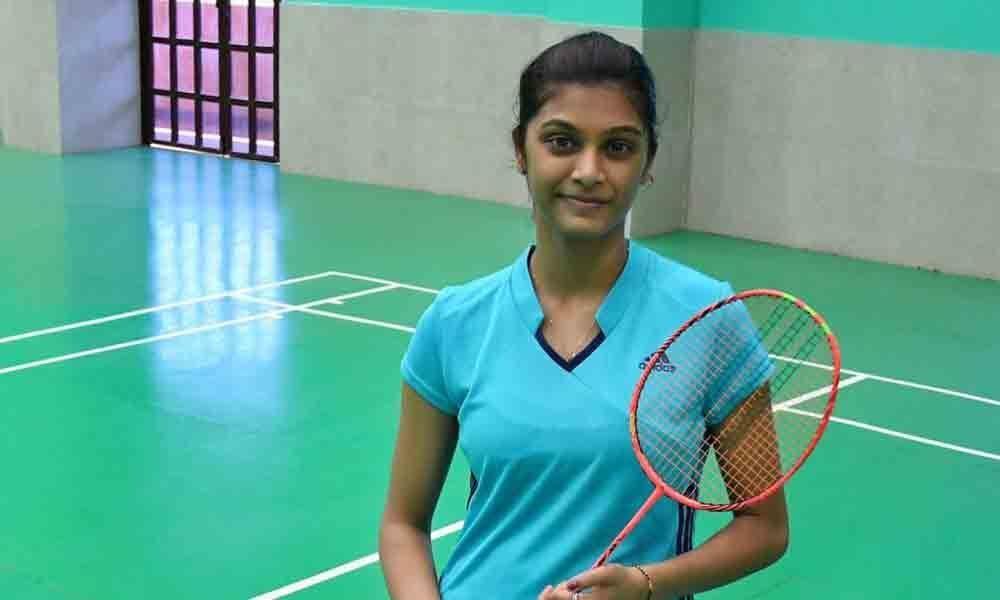 Tanisha wins twin titles at All India Ranking tourney