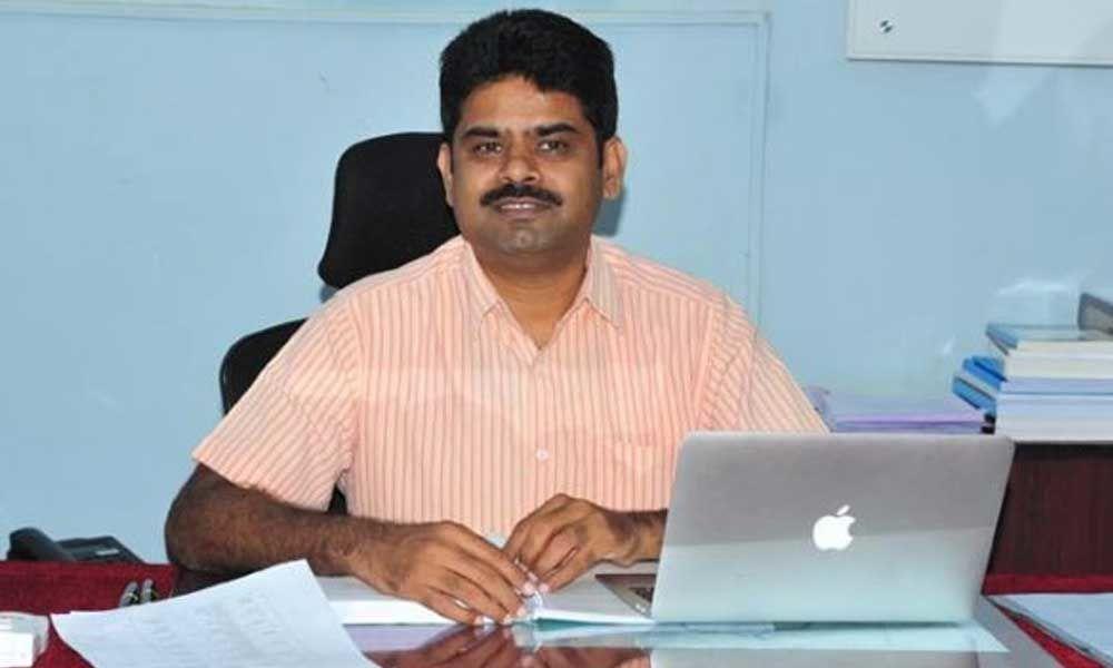 Lokesh Kumar is new GHMC commissioner