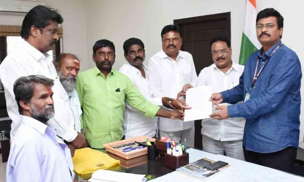 Warangal: Congress for transparency in disbursal of SC Corp loans