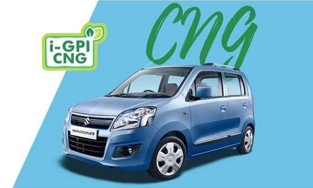 Maruti to fill small diesel engine cars space with CNG