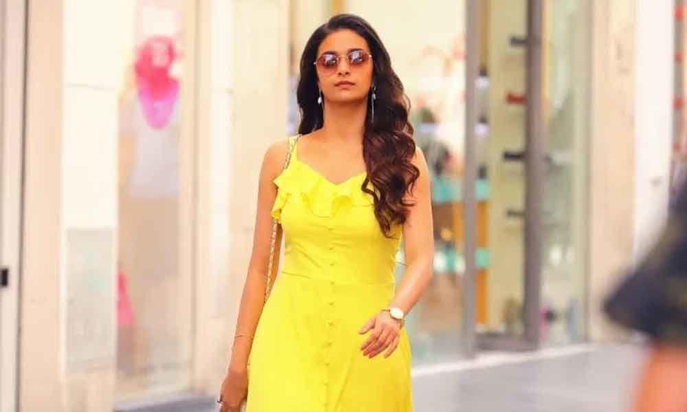 Mahanati in 2018.. Miss India in 2019