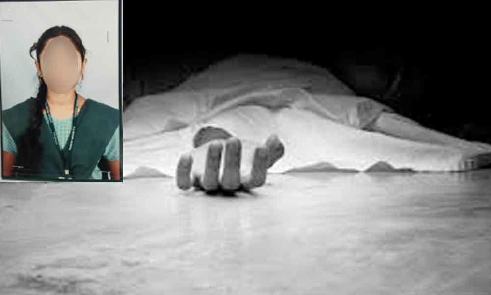 Missing girl found dead in Khammam