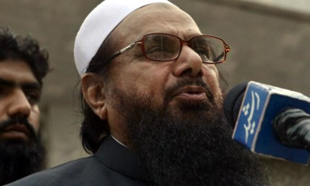 Pakistan court summons counter-terror official on Hafiz Saeed