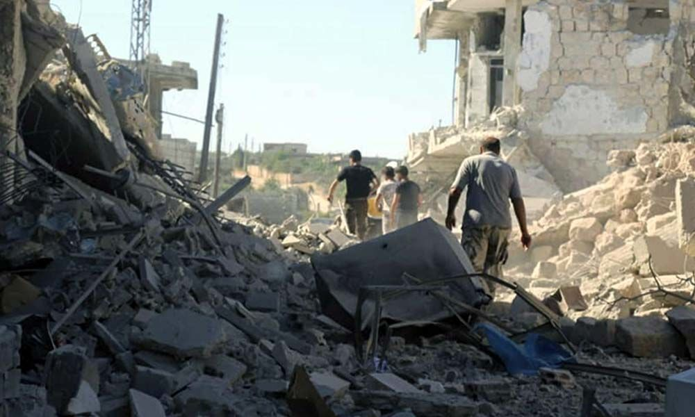 Northwest Syria clashes kill 51 fighters
