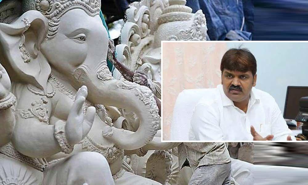 GHMC Mayor assures elaborate arrangements for Ganesh festival