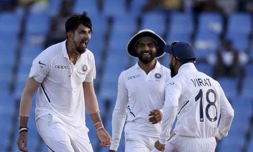 Pace potency behind Indias meteoric rise in Tests