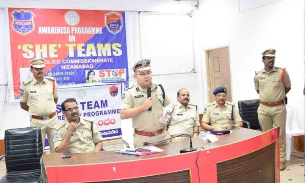 Inform cops immediately of sexual harassment: Police Commissioner