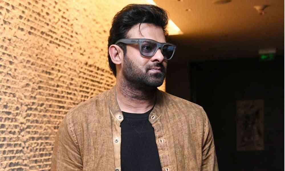 I havent signed any film, says Prabhas