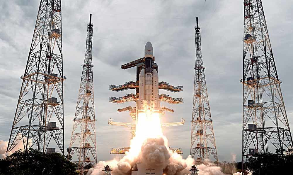 Third lunar bound orbit maneuver for Chandrayaan-2 performed successfully: ISRO