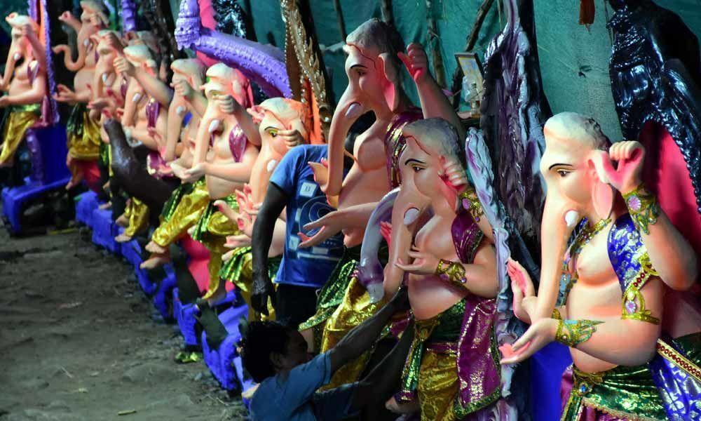 21,000 policemen deployed for Ganesh festival in Hyderabad
