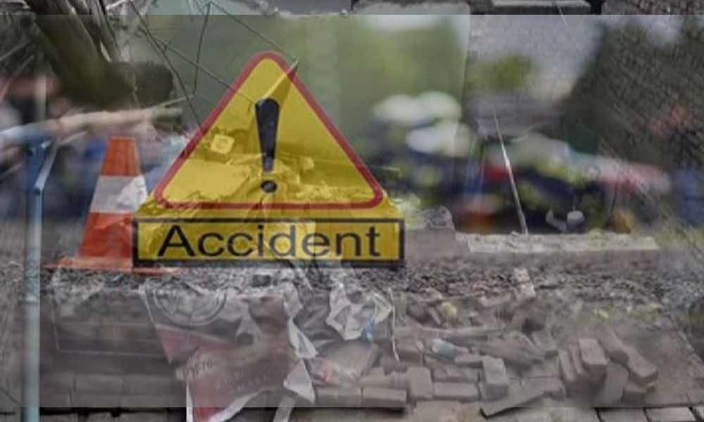 3 Class 10 boys die after school bus turns turtle in Sircilla