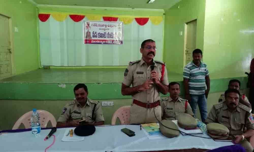 Celebrate festivals with communal harmony: ACP Ghouse