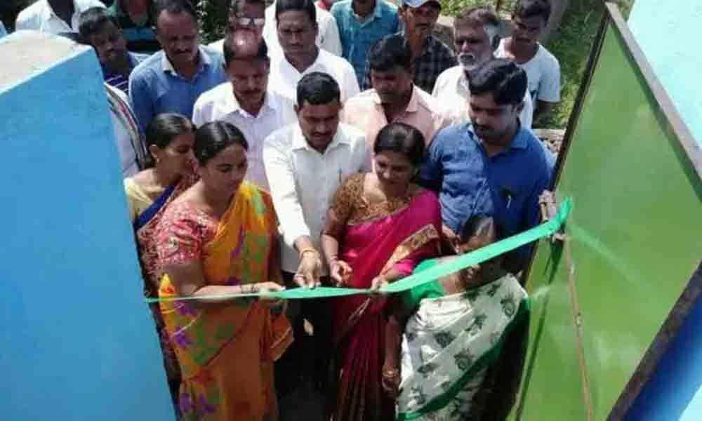 Community toilet inaugurated in Odela