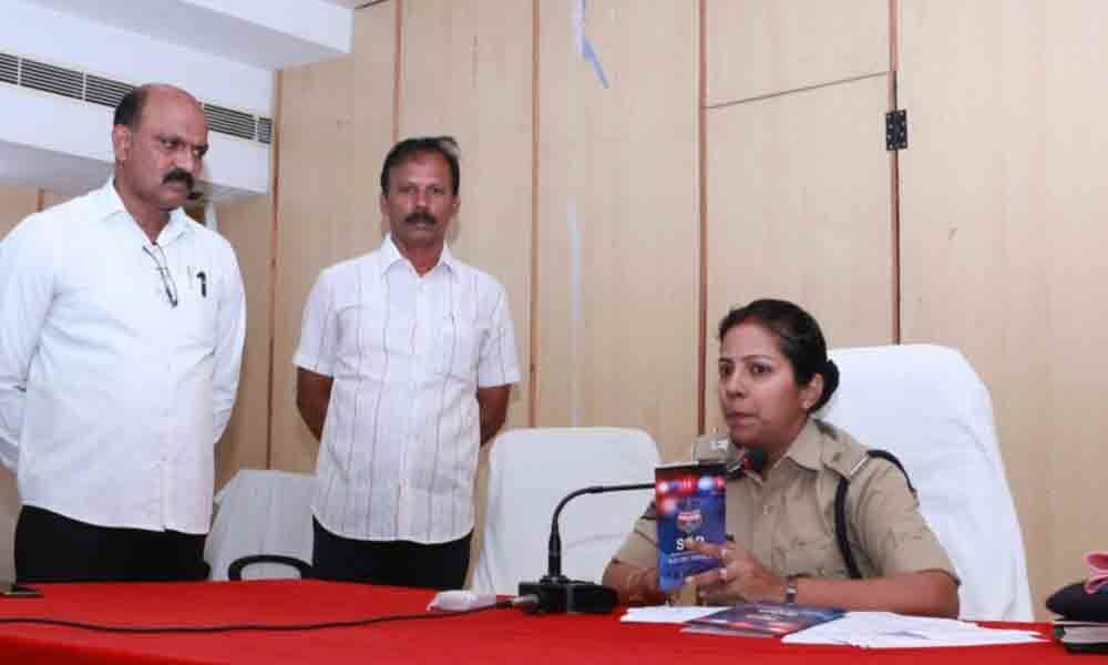 Khammam: Use advanced technology for clearing  cases, Additional DCP to cops