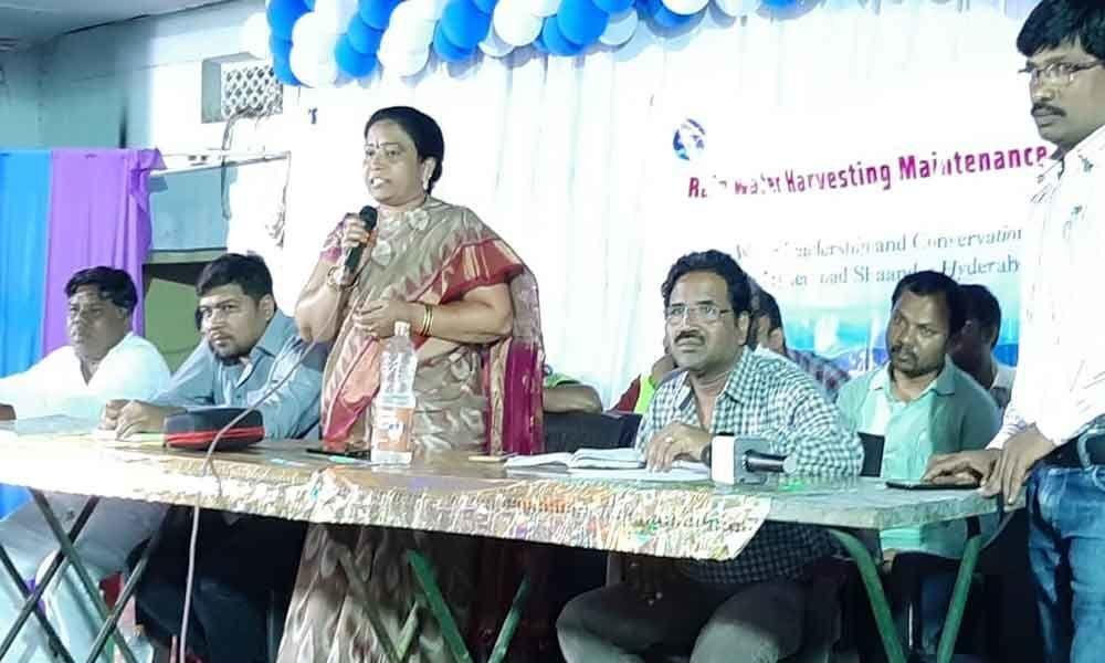 Ward-level coordination meet conducted