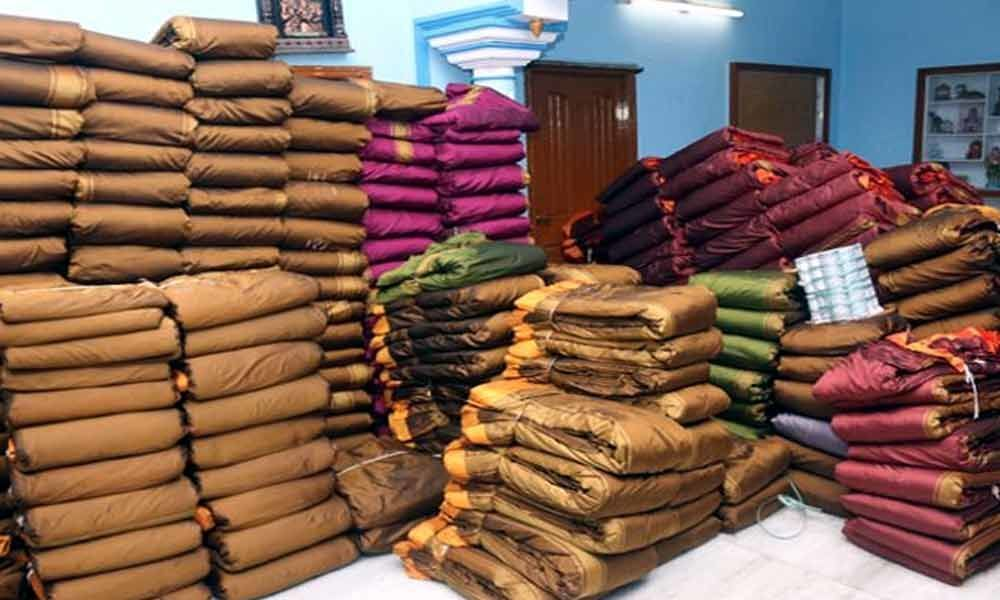 Bathukamma sarees to be distributed from Sep 20