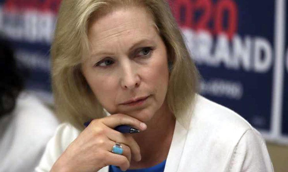 New York Senator Kirsten Gillibrand drops out of 2020 US presidential race