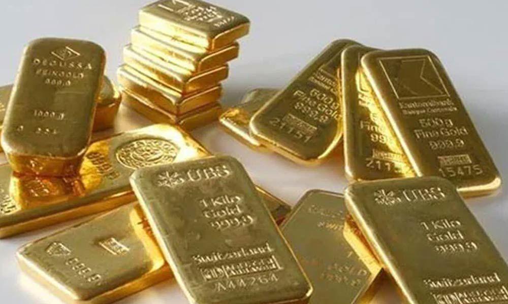 Gold worth Rs 3.19 cr seized in Kolkata, three held