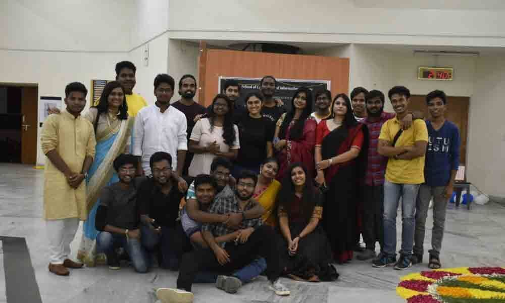 TekSplash2k19 alumni meet held at University of Hyderabad