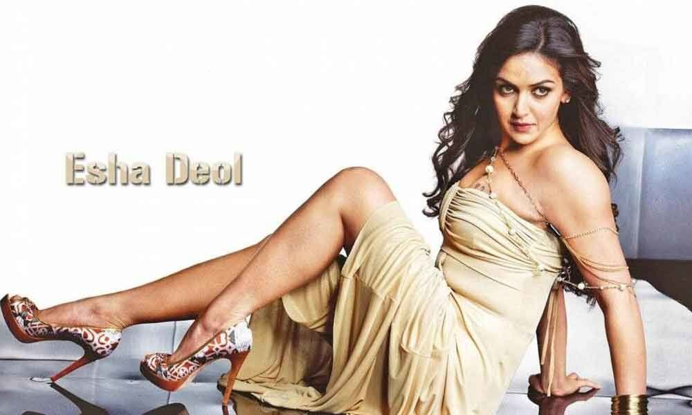 Esha Deol recounts