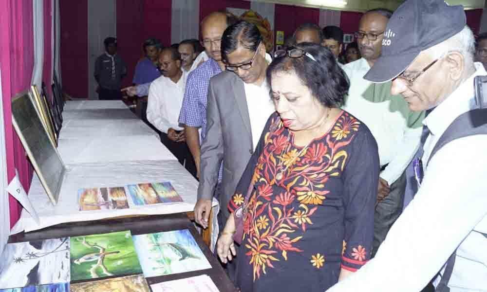 3-day art expo begins in Kothagudem