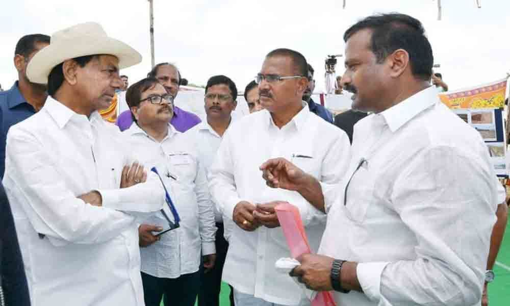 Vattem oustees plea to CMfor equitable compensation in Nagarkurnool