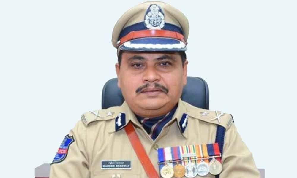 Be more vigilant during this festive season: Rachakonda CP Mahesh M Bhagwat