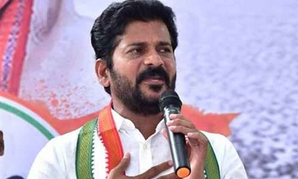 Revanth accuses Prabhakar Rao of lying about power purchases