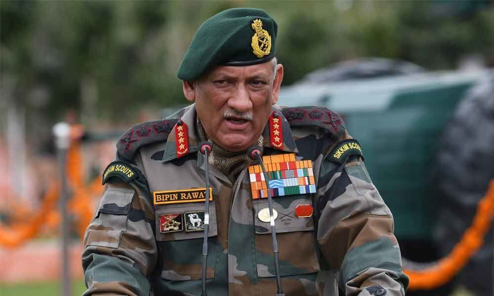 In his first after abrogation of Art 370, Army chief to visit Srinagar today