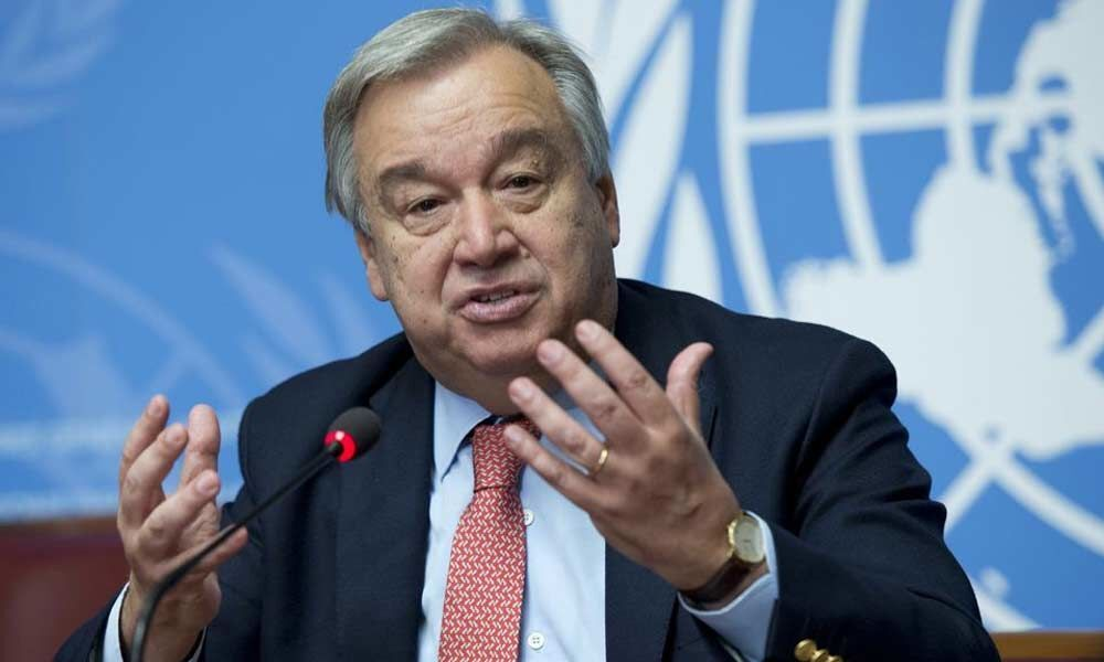 Bringing nuclear test ban treaty into force central for global disarmament push: UN chief