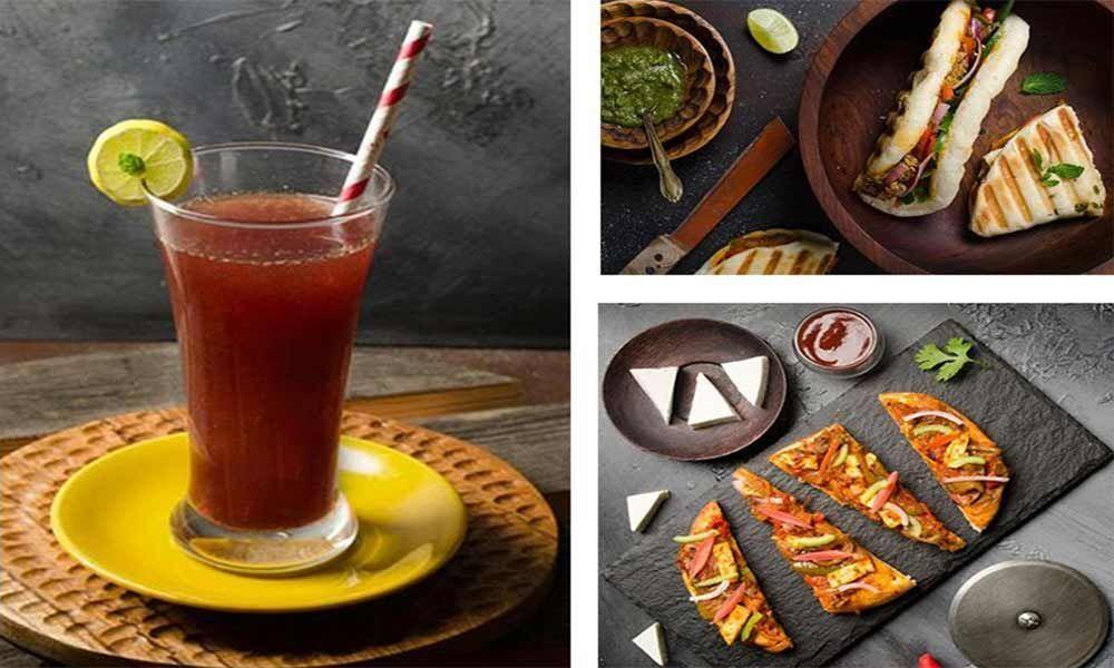 Healthy Breakfast Bites on the move- Eat & Run Menu of Koolchas