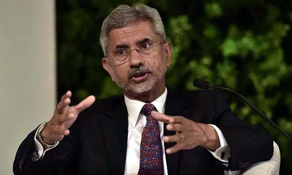 EAM Jaishankar calls on European Parliament President David Sassoli