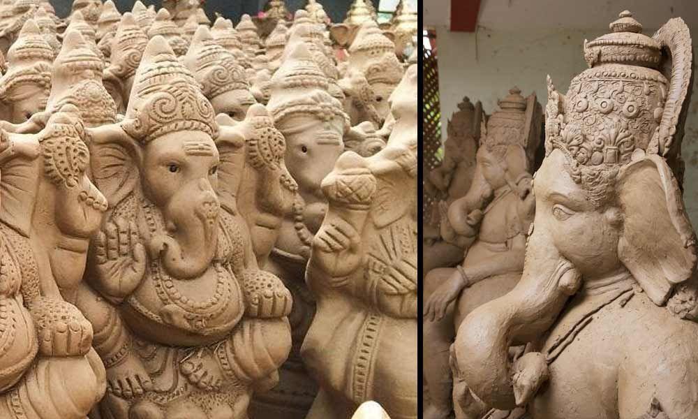 TSBB, NGC promotes eco-friendly Ganeshas