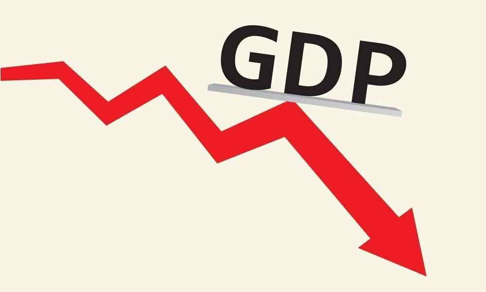 GDP growth rate hits 6-year low